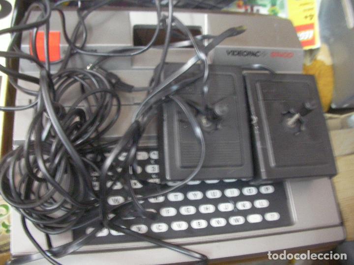 Videojuegos y Consolas: ANTIGUA CONSOLA PHILIPS VIDEOPAC G7400 - Foto 7 - 176797352