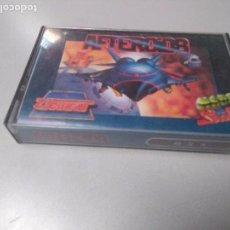 Videojuegos y Consolas: AFTEROIDS PARA MSX DE ZIGURAT MADE IN SPAIN. Lote 107721015