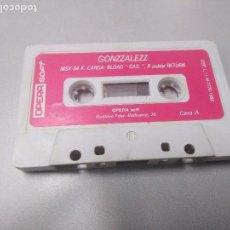 Videojuegos y Consolas: GONZZALEZZ PARA MSX POR OPERA SOFT. Lote 107721855