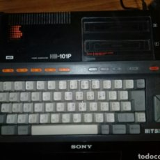 Videojuegos y Consolas: SONY MSX HB 101P ORDENADOR VIDEOCONSOLA. Lote 110837663