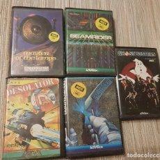 Videojuegos y Consolas: LOTE 5 JUEGOS MSX . Lote 112853767