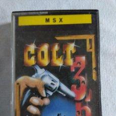 Videojuegos y Consolas: JUEGO MSX/COLT 36/ERBE SOFTWARE.. Lote 118772995