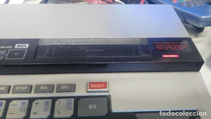Videojuegos y Consolas: ORDENADOR MSX HIT BIT - Foto 2 - 121329991