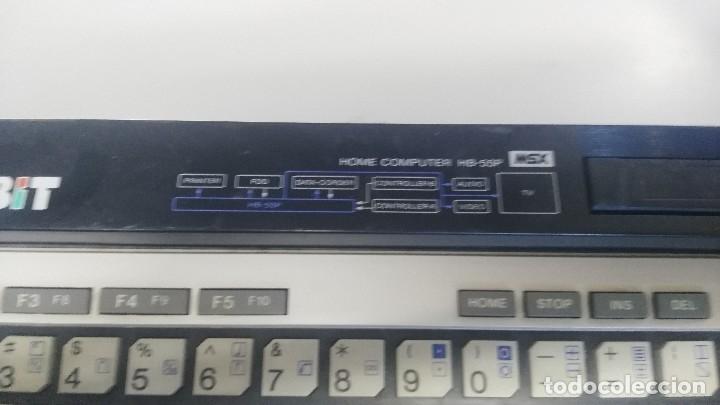 Videojuegos y Consolas: ORDENADOR MSX HIT BIT - Foto 4 - 121329991