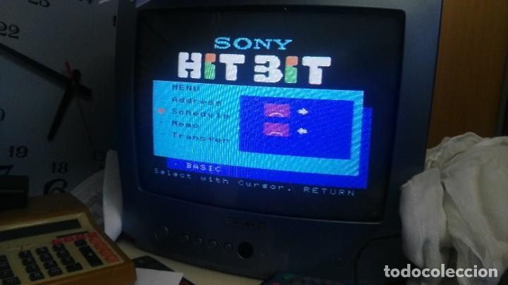 Videojuegos y Consolas: ORDENADOR MSX HIT BIT - Foto 5 - 121329991