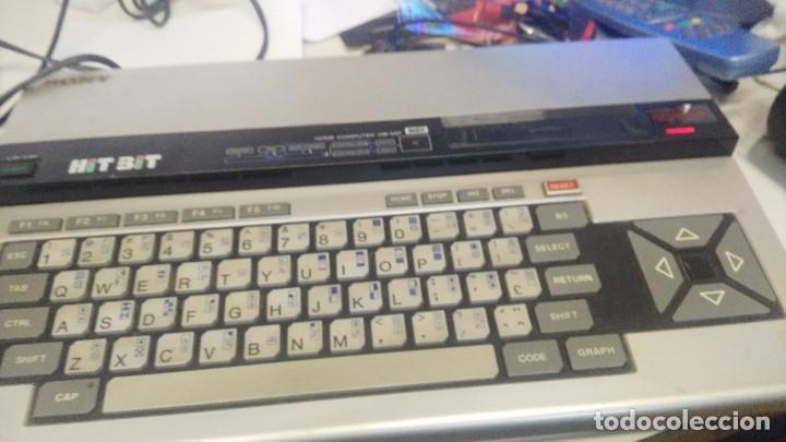 Videojuegos y Consolas: ORDENADOR MSX HIT BIT - Foto 6 - 121329991