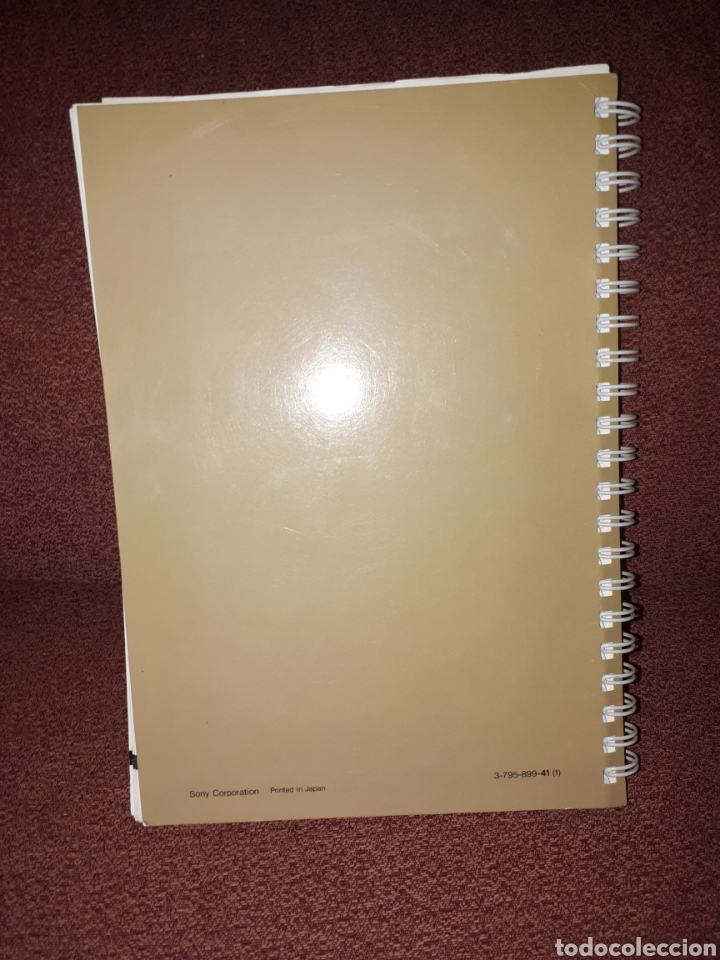 Videojuegos y Consolas: Manual de referencia para programacion MSX - BASIC HIT BIT 1984 - Foto 2 - 122767055