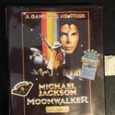 Videojuegos y Consolas: MICHAEL JACKSON MOONWALKER JUEGO MSX SERIE 5 ERBE U.S. GOLD. Lote 123048803