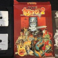 Videojuegos y Consolas: MSX TOP LEY TOPO 2 ERBE DRAZEN PETROVIC VIAJE AL CENTRO DE LA TIERRA RAM MAD MIX 2 ICE BREAKER. Lote 123049391