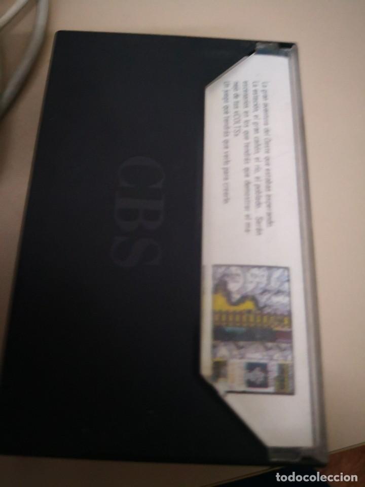 Videojuegos y Consolas: juego consola: DESPERADO - MSX MSX2 CINTA CASETE - Foto 3 - 128588455