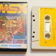 Videojuegos y Consolas: LOAD´N´RUN NUMERO 8 [1985] COMPILACION DE JUEGOS Y APLICACIONES [MSX]. Lote 128716324