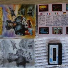 Videojuegos y Consolas: JUEGO PARA MSX MSX2 - NARCO POLICE DINAMIC CAJA GIGANTE. Lote 129181555