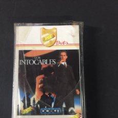 Videojuegos y Consolas: JUEGO MSX LOS INTOCABLES. Lote 130514475