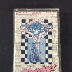 Videojuegos y Consolas: JUEGO MSX EDDIE KIDD JUMP CHALLENGE. Lote 130515324