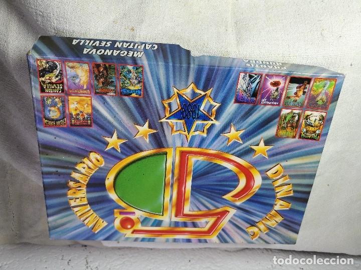 Videojuegos y Consolas: juego para msx dinamic 5º aniversario PACK DINAMIC 5º ANIVERSARIO MSX/MSX2. 20 JUEGOS. 1989 - Foto 4 - 131096568
