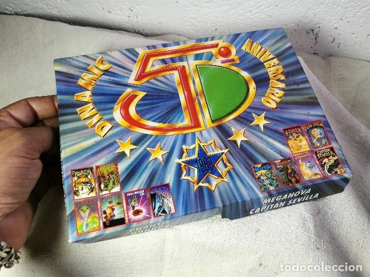 Videojuegos y Consolas: juego para msx dinamic 5º aniversario PACK DINAMIC 5º ANIVERSARIO MSX/MSX2. 20 JUEGOS. 1989 - Foto 14 - 131096568