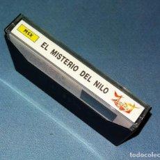 Videojuegos y Consolas: JUEGO EL MISTERIO DEL NILO DE MSX ORIGINAL MUY BUEN ESTADO DE CONSERVACION VER FOTOS Y DESCRIPCION. Lote 135818622