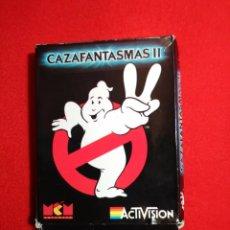 Videojuegos y Consolas: JUEGO MSX CAZAFANTASMAS II. Lote 136038821