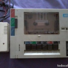 Videojuegos y Consolas: SCISYS MSX MULTI COMPATIBLE DATA CASSETTE RECORDER RETRO. Lote 143111382