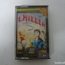 Videojuegos y Consolas: CHILLER / JUEGO PARA MSX / CASSETTE / CINTA. Lote 143661534