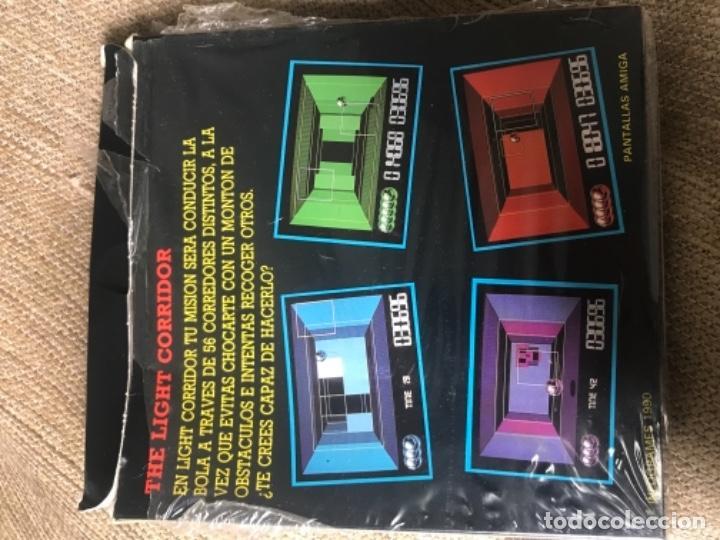 Videojuegos y Consolas: ANTIGUO JUEGO MSX THE LIGHT CORRIDOR ERBE - Foto 2 - 144713854