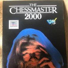 Videojuegos y Consolas: ANTIGUO JUEGO MSX MSX-2 THE CHESSMASTER 2000 AJEDREZ DRO SOFT . Lote 144711138