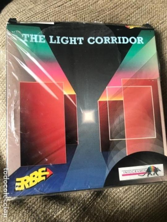 ANTIGUO JUEGO MSX THE LIGHT CORRIDOR ERBE (Juguetes - Videojuegos y Consolas - Msx)