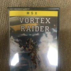Videojuegos y Consolas: ANTIGUO JUEGO MSX VORTEX RAIDER. Lote 144960506