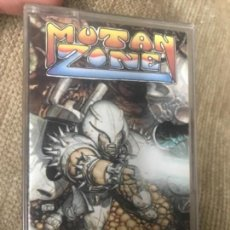 Videojuegos y Consolas: ANTIGUO JUEGO MSX MUTAN ZONE OPERA SOFT . Lote 144962466