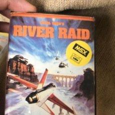 Videojuegos y Consolas: ANTIGUO JUEGO MSX RIVER RAID . Lote 145331450