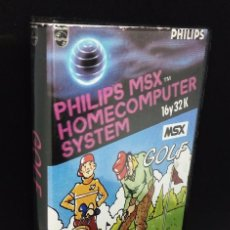Videojogos e Consolas: GOLF. JUEGO MSX. Lote 145416890