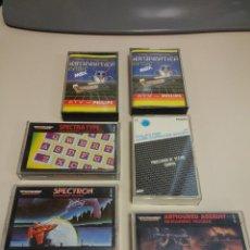 Videojuegos y Consolas: LOTE DE MSX. Lote 145708626