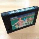 Videojuegos y Consolas: CARTUCHO MSX MSX2 RUGBY PANASOFT 1985 SEÑALES DE USO FUNCIONANDO PERFECTO. Lote 150726582