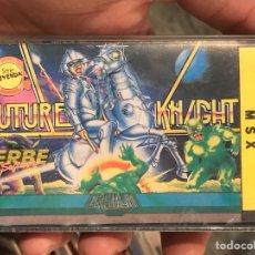 Videojuegos y Consolas: FUTURE KNIGHT PARA MSX- COMPLETO. Lote 151639581