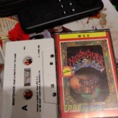 Videojuegos y Consolas: NIGHTSHADE NIGHT - CINTA. Lote 152041934