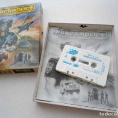 Videojuegos y Consolas: NARCO POLICE - DINAMIC 1990 - MSX MSX2 - JUEGO COMPLETO EN EXCELENTE ESTADO. Lote 152374454