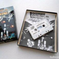 Videojuegos y Consolas: MEGA PHOENIX MEGAPHOENIX - DINAMIC 1991 - MSX MSX2 - JUEGO COMPLETO EN EXCELENTE ESTADO. Lote 152374594