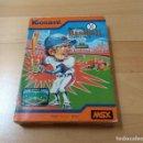 Videojuegos y Consolas: JUEGO MSX MSX2 KONAMI´S BASEBALL KONAMI 1985 CART BUEN ESTADO FUNCIONANDO PERFECTAMENTE. Lote 152403082