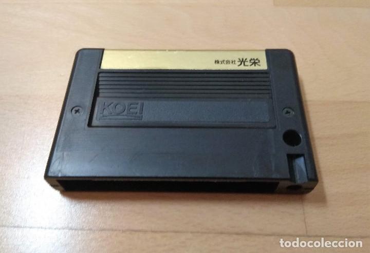 Videojuegos y Consolas: JUEGO CARTUCHO MSX2 BANDIT KINGS OF ANCIENT CHINA SUIKODEN KOEI 1990 BUEN ESTADO MSX - Foto 3 - 152404258