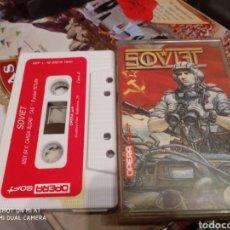 Videojuegos y Consolas: SOVIET. Lote 152479998