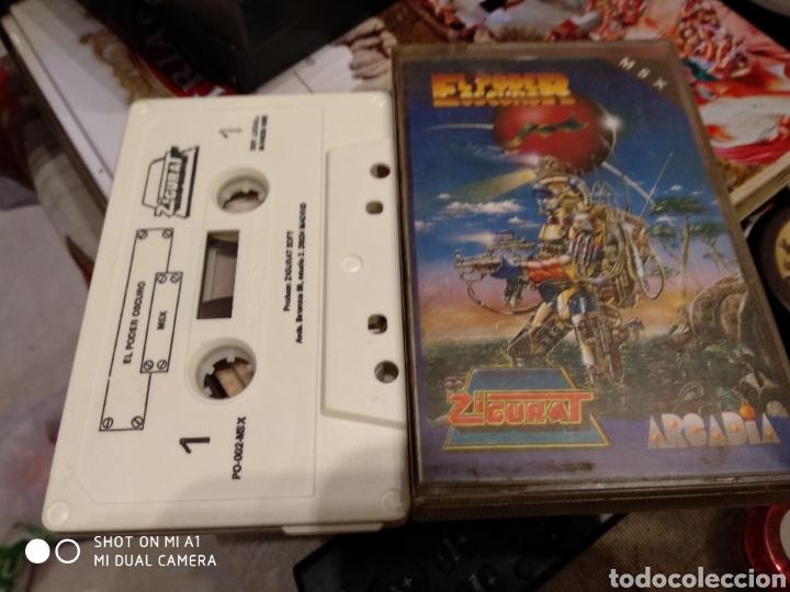 EL PODER OSCURO (Juguetes - Videojuegos y Consolas - Msx)