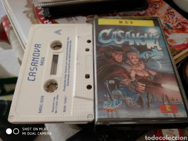 CASANOVA (Juguetes - Videojuegos y Consolas - Msx)