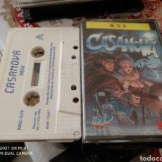 Videojuegos y Consolas: CASANOVA. Lote 152509750