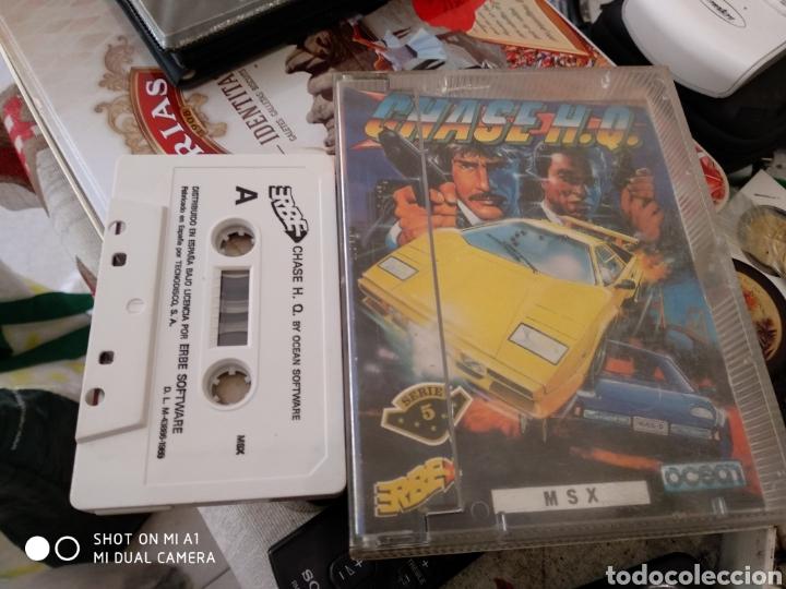 CHASE H.Q (Juguetes - Videojuegos y Consolas - Msx)