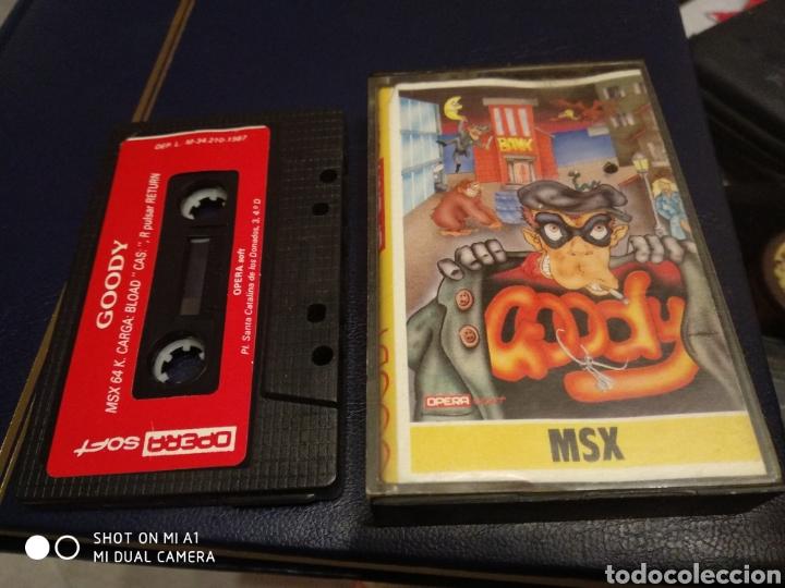 GOODY (Juguetes - Videojuegos y Consolas - Msx)