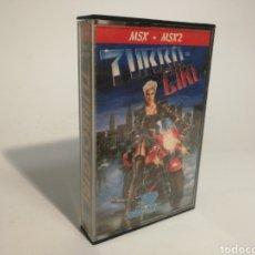Videojuegos y Consolas: TURBO GIRL. JUEGO MSX. Lote 153523057
