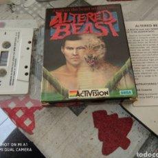 Videojuegos y Consolas: ALTERD BEAST. Lote 153546664