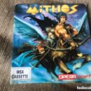 Videojuegos y Consolas: ANTIGUO Y RARO JUEGO MSX MITHOS OPERA SOFT DIFÍCIL!!. Lote 155811326