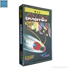 Videojuegos y Consolas: ARKANOID / JUEGO MSX CINTA / ESPAÑOL / IMAGINE ERBE 1987. Lote 159897214