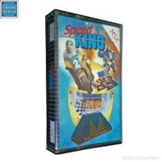 Videojuegos y Consolas: SPEED KING / JUEGO MSX CINTA / MASTERTRONIC 1986. Lote 159899238